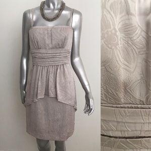 NWT BCBGMAXAZARIA Karla Strapless Dress $308
